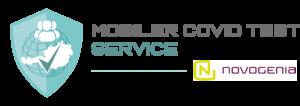 Mobiler Covid Test Service Logo